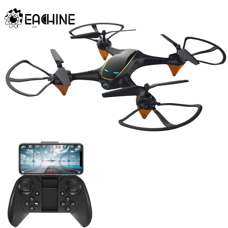 Eachine E38 WiFi FPV mit 480P Kamera 1 Batterie Video Höhe Halten Tragbare RC Drone Quadcopter Aircraft Spielzeug