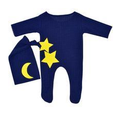 2шт% 2Fet + малыши + комбинезон + узор + декор + фото + аксессуары + вязаный + ткань + новорожденный + ноги + боди + шапка + фотография + костюм + комплект