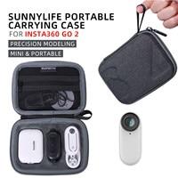 Für Insta 360 GEHEN 2 Kamera Portable Storage Tasche Reise Durchführung Fall Schutzhülle Anti-Schütteln Neue Kamera Zubehör Hot verkauf 2021