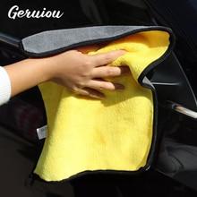 Car Wash Microfiber Handdoek Car Cleaning Drogen Doek Car Care Doek Detaillering Microfiber Handdoek Auto Microfiber Cloth30x30 / 40 / 60CM