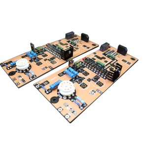 Image 5 - 2Pcs Referentie Duitsland D.Klimo Merlino Circuit 6dj8 Vacuum Tube Pre Fase Ecc88 Hifi Versterker Voorversterker Diy Kit