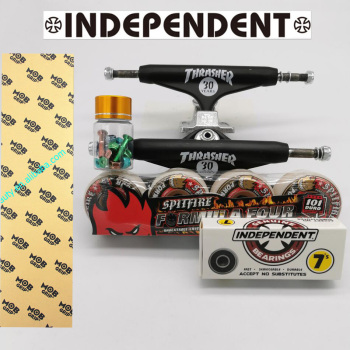 Independent skateboard trucks skateboards grip tape trucks spitfire skateboard wheels skateboard wheels good tape