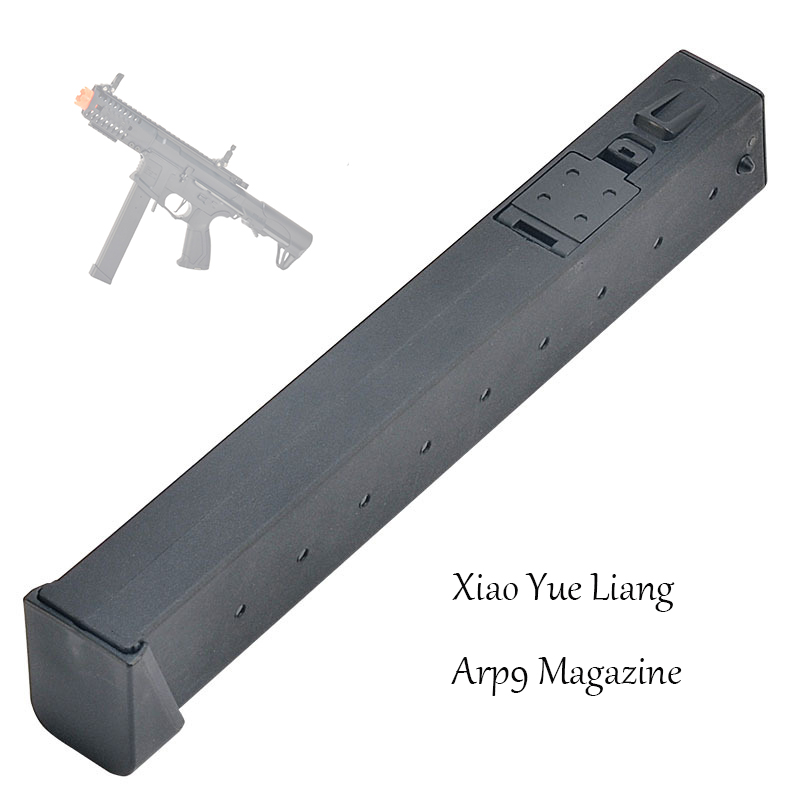 ARP9 Small Moon Water Bullet Gel Blaster Gun Magazine Parallel Catch Artifact CS CQB Fast Magazine Modification Accessories