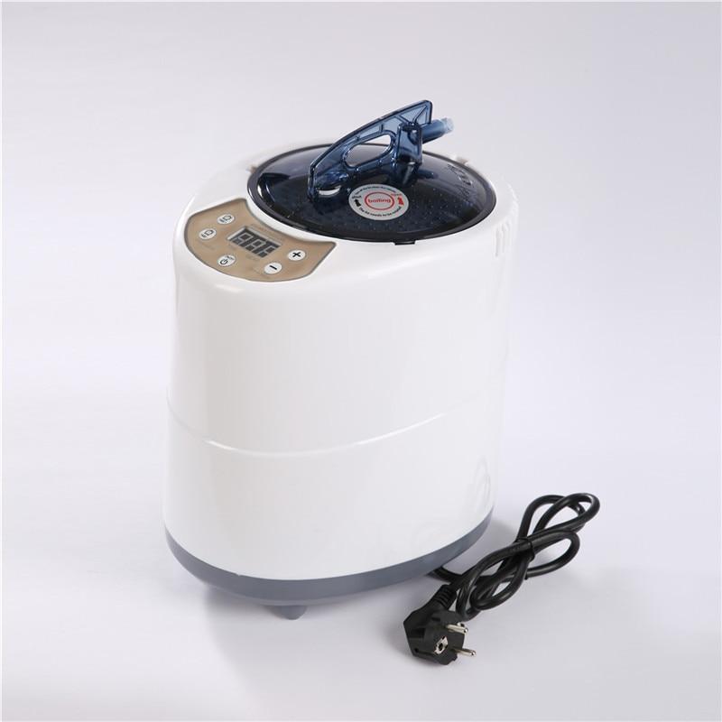 2020 New Steam Generator 220V/ EU Plug 2000W Larger Capacity 4L Steamer Pot for Steam Sauna Wooden Barrels Large steam