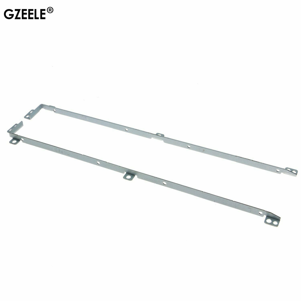 GZEELE NEW LCD Brackets For Dell Latitude 5520 E5520 Series Hinges Support Left Right TWP90 17T94