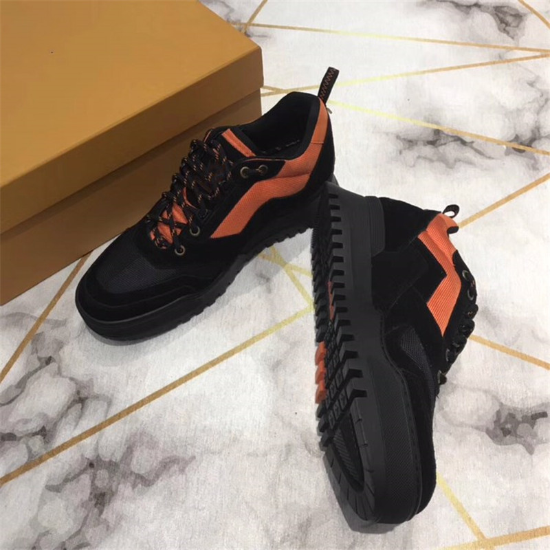 Designer Luxus Socke Schuhe Atmungsaktiv casual Schuhe Für Männer Neue joint Leder Trainer Marke Mode Turnschuhe 39 45 - 5