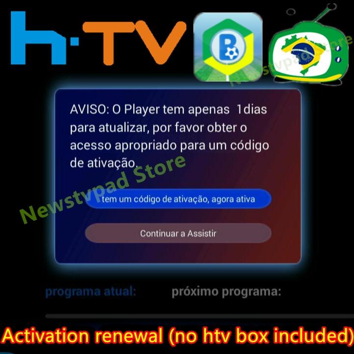 Tigre Tigre2 Tv Box HTV BOX HTV3 HTV5 HTV6 HTV6+ A2 A3 B7 IPTV5 6 + Plus 8 Brazil Tv Yearly Fees HTV Brazil Box Activation Code