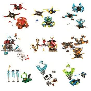 Ninjagoed Spinjitzu Slam Zane Jay Lloyd Cole Kai Building Blocks Kit Bricks Classic Movie Ninja Model Kid Toys For Children Gift