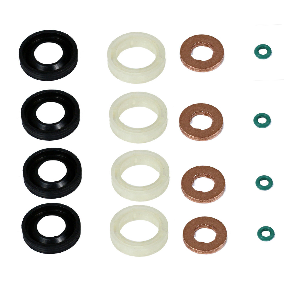 Suzuki SX4 1.6 DDIS 2007 on Fuel Injector Seal Washer O-Ring Protector Set