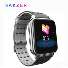 Smartwatch Men Women Fun Dynamic Icon Y6 Pro Smart Watch HR Blood Pressure Stopwatch Music Weather