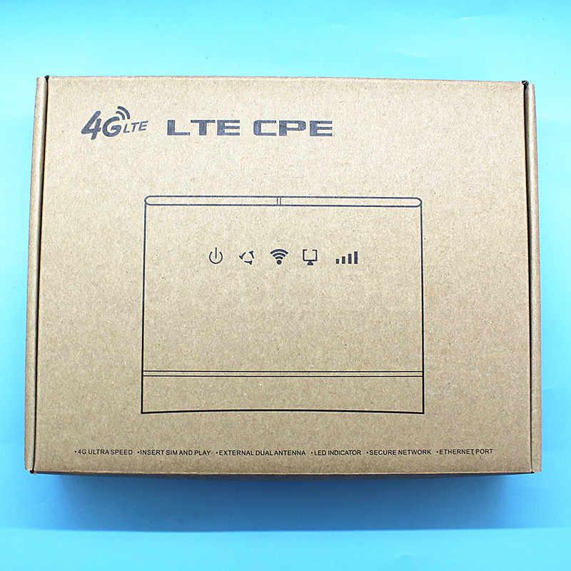 4G LTE راوتر لاسلكي cp108 4G 150Mbps CPE موزع إنترنت واي فاي 3g 4g راوتر PK هواوي B310 ، B315 ، B593 ، B525 ، E5186