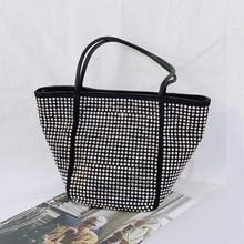 Crossbody Messenger Bag Vintage Totes luxury handbags Women bags Designer Diamond Small Shoulder Bag Bolso mujer