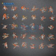 300 шт./лот Керамика комплект конденсаторов с алюминиевой крышкой, 50В 2PF-100NF 30 значений* 10 шт. 3PF 5PF 47PF 68PF 100PF 1NF 1.5NF 2.2NF 47NF 68NF конденсатор с алюминиевой крышкой, комплект