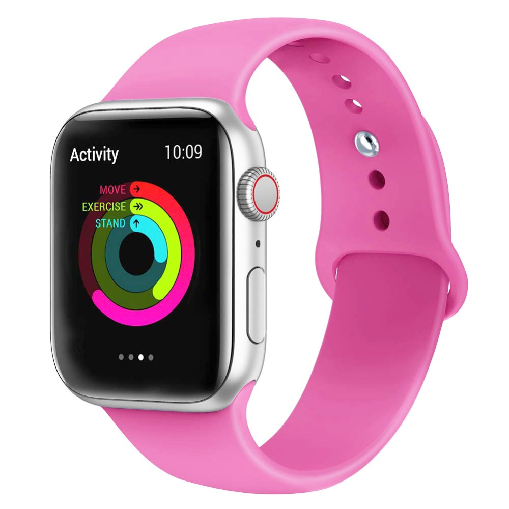 Silicone Rubber Band for Apple Watch 59