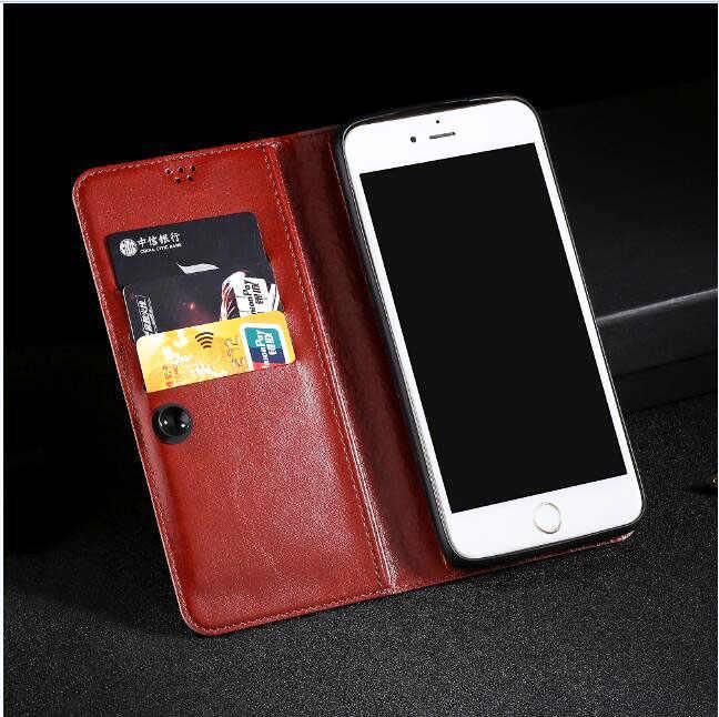Pokrowiec w stylu portfela na Vertex Impress Luck NFC (4G) Nero nowa gruszka Phonic Play Pluto Reef Rosso wiosna etui z tygrysem klapki skórzane