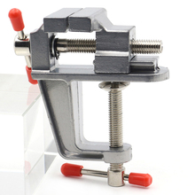 Bench-Vise Clamp-On-Table Vice Miniature-Machine Mini-Tool Hobby Multi-Functional Small