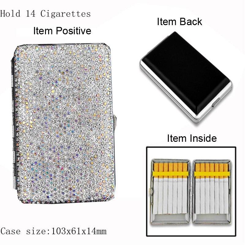 Portable-Women-Diamond-Cigarette-Case-Lighter-Crystal-Slim-Cigarette-Box-Holder-For-14-Pcs-Cigarettes-USB (3)