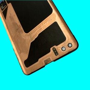 Image 4 - AMOLED الأصلي مع شاشة نقطة سوداء لسامسونج غالاكسي s10 زائد شاشة lcd G975A G975U G975F s10 + lcd عرض تعمل باللمس الجمعية