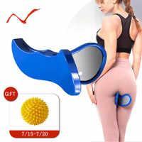 Beckenboden Muskel Inneren Oberschenkel Exerciser Hüfte Trainer Butt Ausbildung Home Ausrüstung Fitness Werkzeug Korrektur Gesäß Gerät