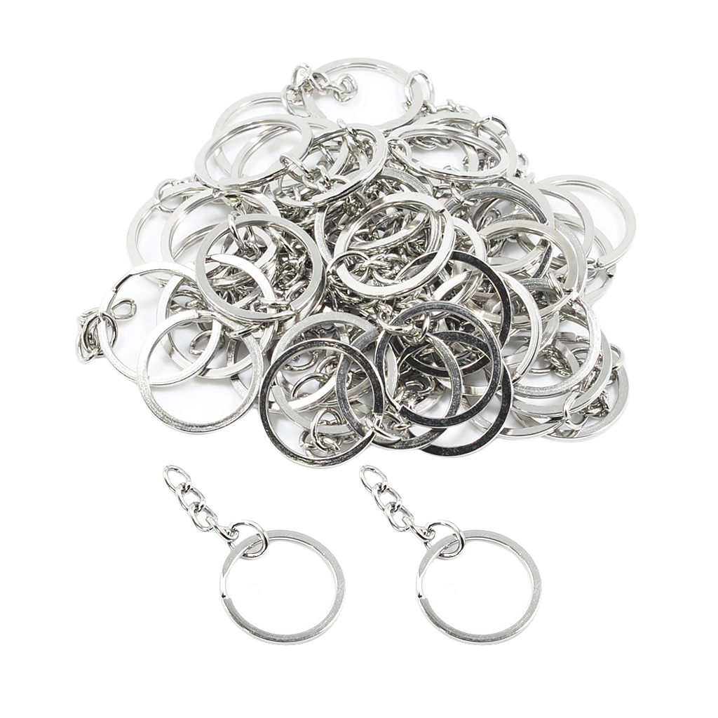 Bag Charm LOVE HEART BUNDLE Key Chain Ring Swivel Clasp Dangle Fashion Jewellery