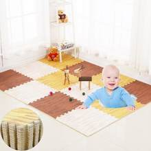 Thick Baby Crawling Play Mat Educational Alphabet Game Rug For Children Puzzle Activity Gym Carpet Eva Foam Kid Toy(China)