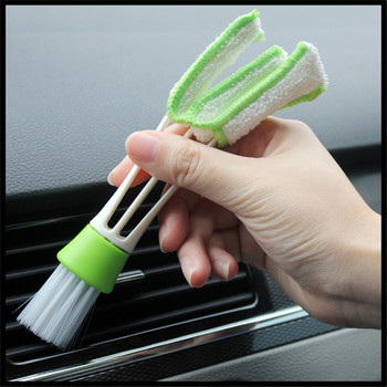 1PCS Car Washer Microfiber Cleaning Brush for Ford C-MAX Flex B-MAX Atlas Territory Formula Vertrek Airstream Five image
