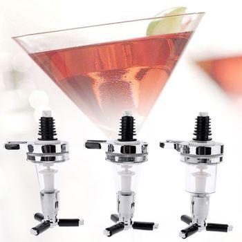 Pub Measure Spirit Optic dozownik napojów 25ml 30ml 45ml 1oz 1 5oz Optics Cocktail Tool Kit tanie i dobre opinie OOTDTY CN (pochodzenie) ABS+AS+Rubber Ekologiczne Na stanie Drink Dispenser Miarki barmańskie Przybory barowe