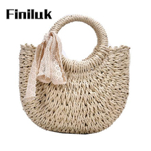 Finiluk Women Tote Bag Fashion Bottega Veneta Ladies Woven B