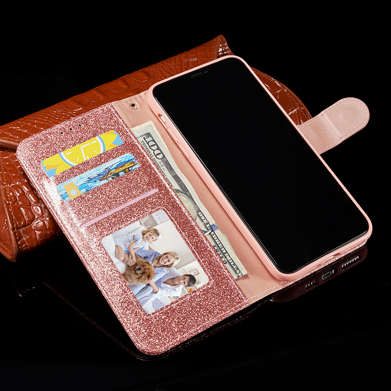 Bling Glitter Leather Case for iPhone 11/11 Pro/11 Pro Max 32