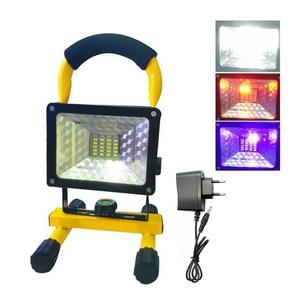 30W LED Flood Lights Portable