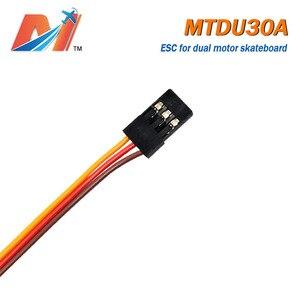 Image 5 - Maytech מכירת חיסול (קידום) כפולה מנוע חשמלי סקייטבורד ESC 30A 10S סקייטבורד מהירות בקר