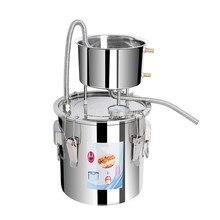 55Л цветочный дистиллятор воды из нержавеющей стали 12 видов цветов розы пивоварения машина дистиллятор дистилляционное оборудование