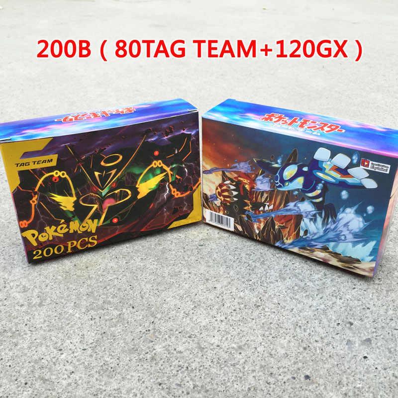 Mới Pokemon Thẻ Charizard Blastoise Venusaur Mewtwo Tag Team Flash Thẻ Màu Sắc Game Thu Thẻ Trẻ Em Quà Tặng