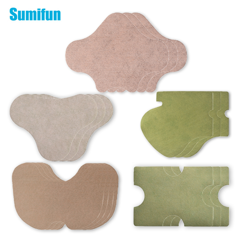 Five Shapes Wormwood Medical Patch For Different Body Parts Back Knee Shoulder Plaster Lumbar/Cervical/Spondylosis Sticker