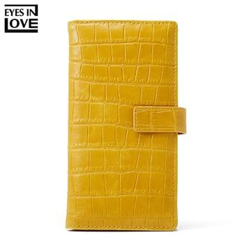 Fashion Thin Women's Wallet Many Departments Carteira Female Hasp Long Wallets Women Purse Ladies Zipper Card Coin Clutch Purses