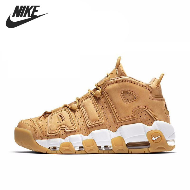 Nike Air More Uptempo OG Men's Breathable Basketball Shoes Sport Sneakers Athletic Designer Footwear Jogging AA4060-200