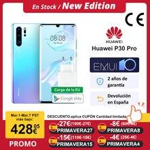 Huawei – P30 Pro nouvelle édition, version globale, 6 go 128 go, Kirin 980, Zoom hybride 10x, Zoom Max. 50X 6.47 pouces, emui 10.1, NFC, Google