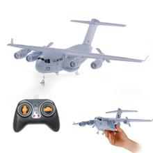 2.4GHz 2CH 3-Axis DIY RC C17 Transport Aircraft Wingspan EPP Model Kids