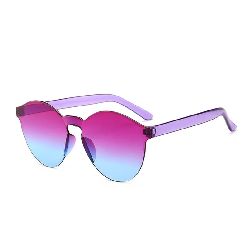Outdoor Useful Fantastic Eyewear Glasses Exquisite Cycling Eyewear Women Men Sunglasses Clear Retro Sunglasses Outdoor Frameless