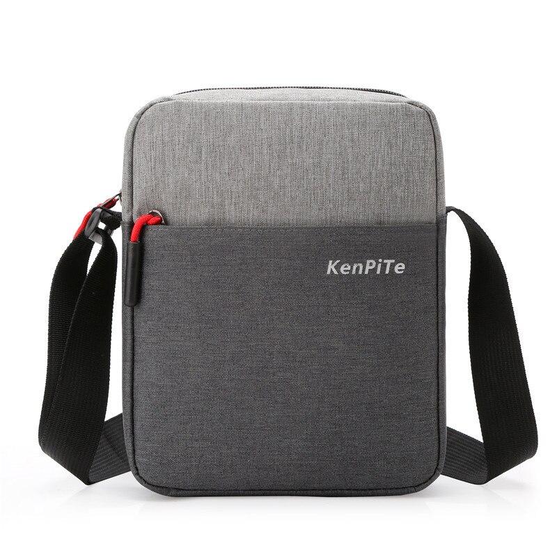 Shoulder Bag Outdoor Shoulder Bag Shoulder Travel Leisure Bag Oblique Fashion Mobile Phone Bag Men's Bag Businnes Bag