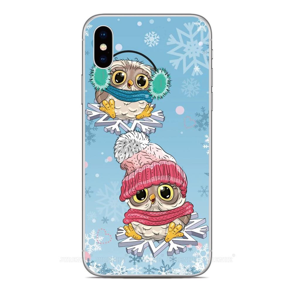 Owl Silicone Cover For LG Q70 K61 K51s K50s K40s Q60 K50 K40 K30 K20 2019 Stylo 5 4 G7 G8 G8X G8S V50 V60 V50s Thinq Phone Case