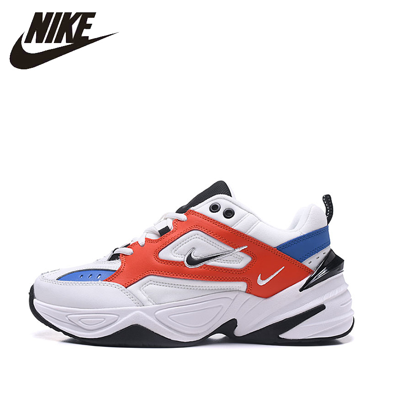 Nike W M2k Tekno  Man Running Shoes Comfortable Casual Sneaker All Color New Arrival #AO3108