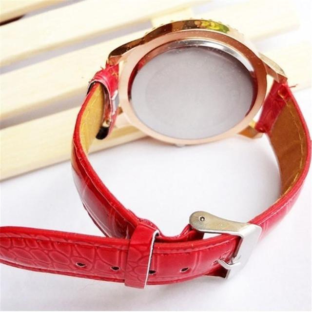 HobbyLane Stylish Watch with Diamond