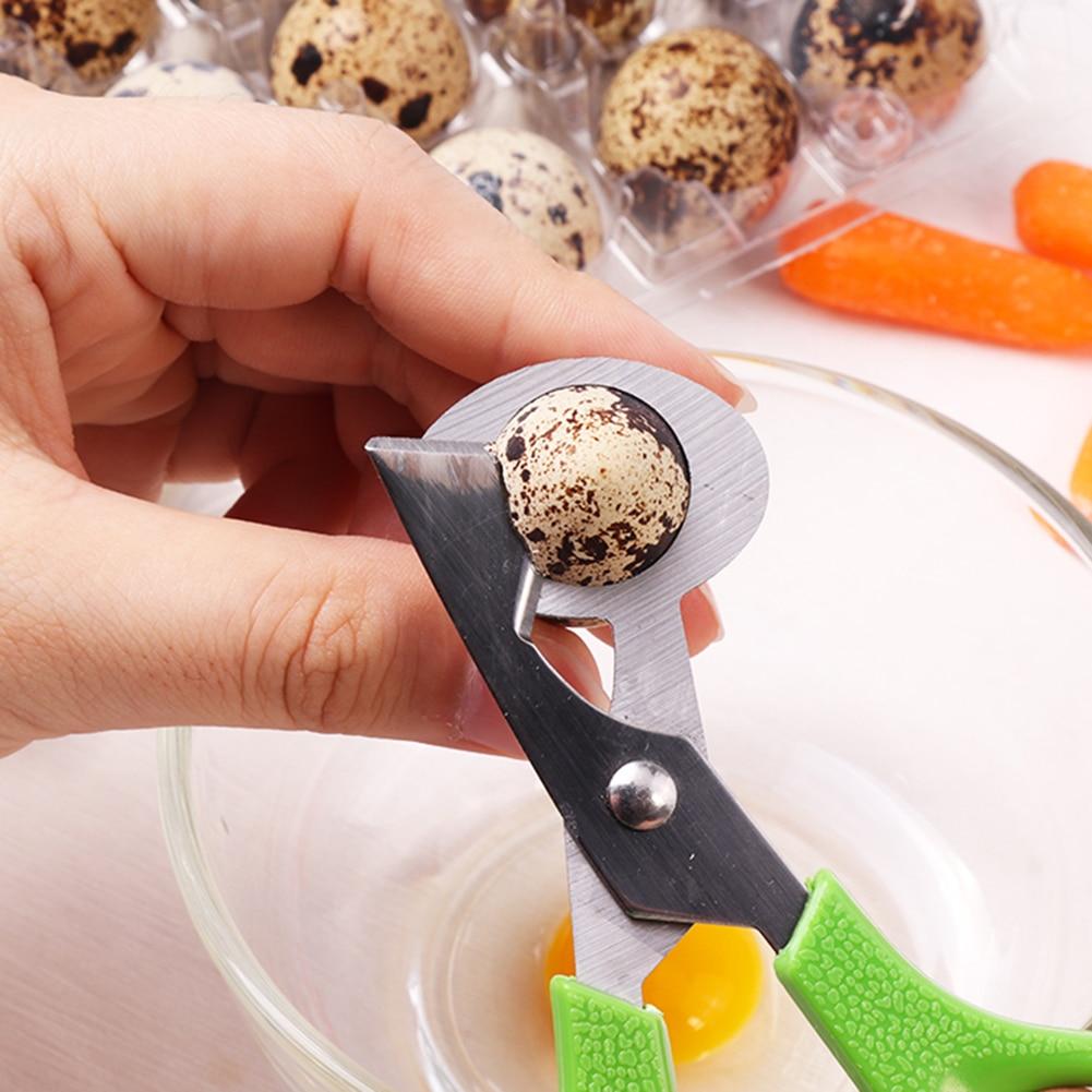 Перепелка из нержавеющей стали, нож для ракушек, ножницы, резак, машинка для стрижки, кухонный инструмент, прочный кухонный, устойчивый к ржавчине нож для перепелиных яиц