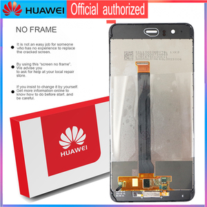 Image 3 - Original 5.5 Display with Frame Replacement for Huawei P10 Plus LCD Touch Screen Digitizer Assembly VKY L09 VKY L29 VKY AL00