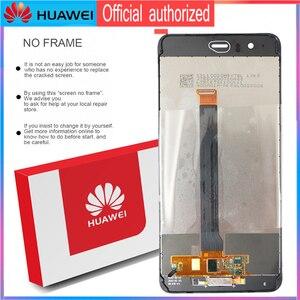 Image 3 - Originele 5.5 Display Met Frame Vervanging Voor Huawei P10 Plus Lcd Touch Screen Digitizer Vergadering VKY L09 VKY L29 VKY AL00