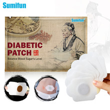 Sumifun 12 adet yeni varış diyabetik yama dengeler kan şekeri denge kan şekeri diyabet yamalar arıtma D3056