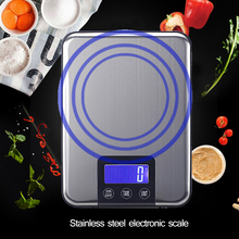Stainless Steel LCD Gadget Balance Precision Electronic Scale Kitchen Food Weight Useful Baking Cooking Instruments стоимость