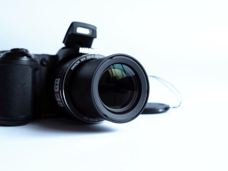 USED Nikon COOLPIX L320 16.1MP Digital CCD image sensor Camera with 26x Optical Zoom720p HD movie recording - point-shoot-digital-cameras, electronics, digital-cameras