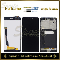 Sparta For Xiaomi Mi4c Mi 4c M4c LCD Display Screen With Touch Screen Complete Assembly Middle Frame or Display For Xiaomi Mi4c|Mobile Phone LCD Screens| |  -